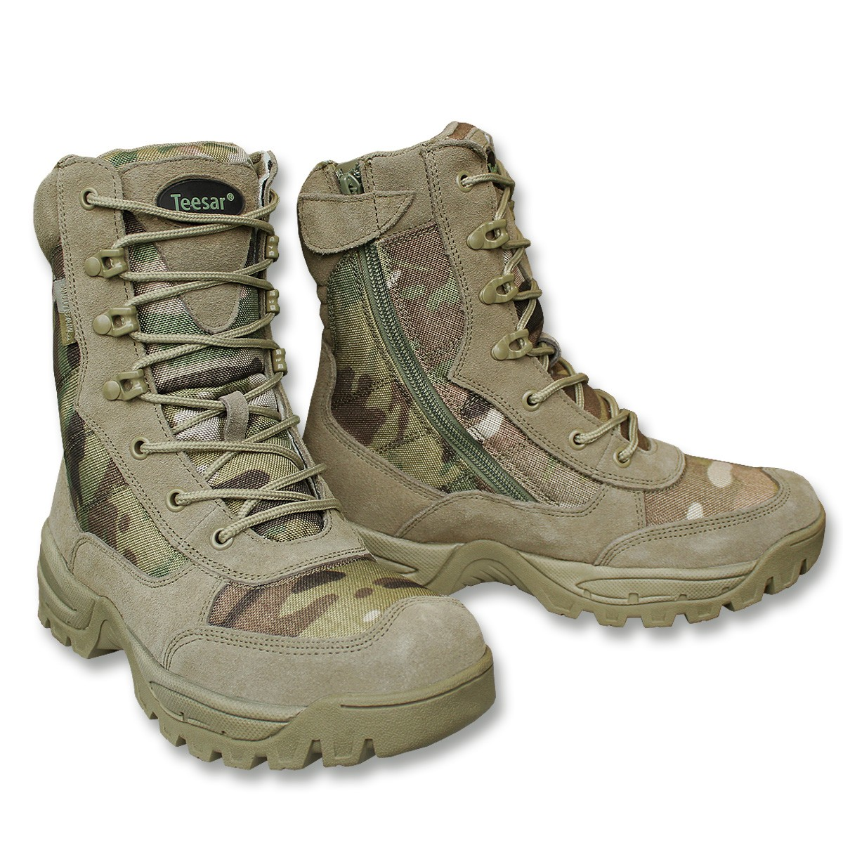 0c6d1cfd96c8 Katona csizma TACTICAL BOOT M.YKK ZIPPER - Miltec By Sturm - Multicam |  Army Shop Admiral