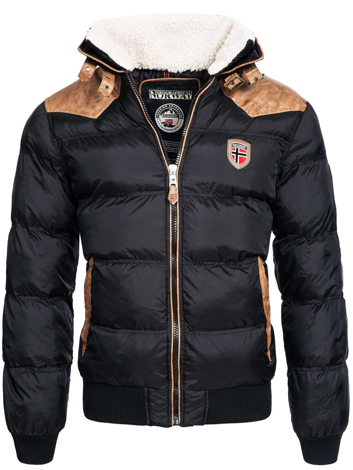 Geographical Norway Férfi télikabát Alenou - GEOGRAPHICAL NORWAY ... ac96f52aa4