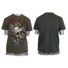 T-shirt Swallow & Skull