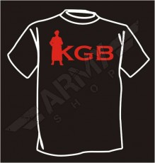 Army t-shirt KGB soldier