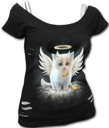 T-shirt KITTEN ANGEL