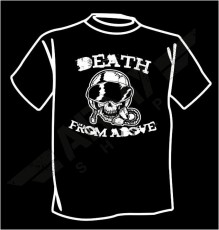 T-shirt Death from above