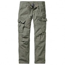 Herren Slim Fit Hose Texas