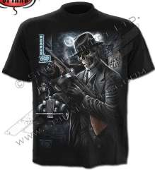 T-shirt Gangster