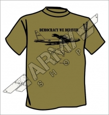 T-shirt We Deliver
