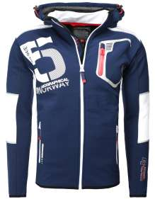 Softshell dzseki Geographical Norway TAVIAR
