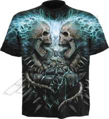 Allover T-Shirt FLAMING SPINE