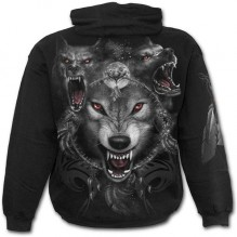 WOLF TRIAD Hooded
