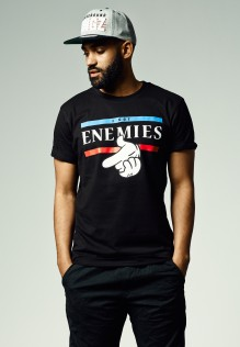 T-shirt I Got Enemies