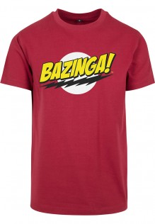 T-shirt Big Bang Theory Bazinga