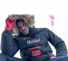 Geographical Norway Férfi télikabát Axpedition