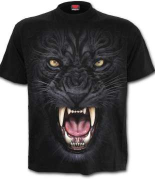 T-Shirt Spiral Direct TRIBAL PANTHER