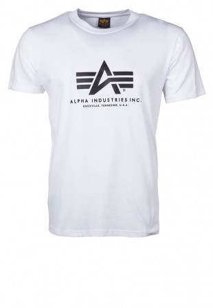 Alpha Industries Logo Póló