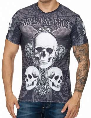 T-Shirt The Last Ghost