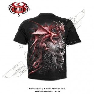 T-shirt SERPENT INFECTION