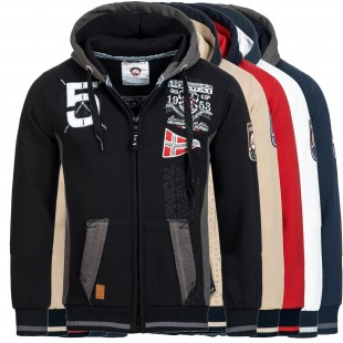 Férfi pulóver Geographical Norway GANTIBE