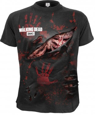 T-Shirt RICK-ALL INFECTED
