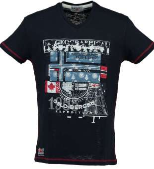 T-shirt Geographical Norway Joel